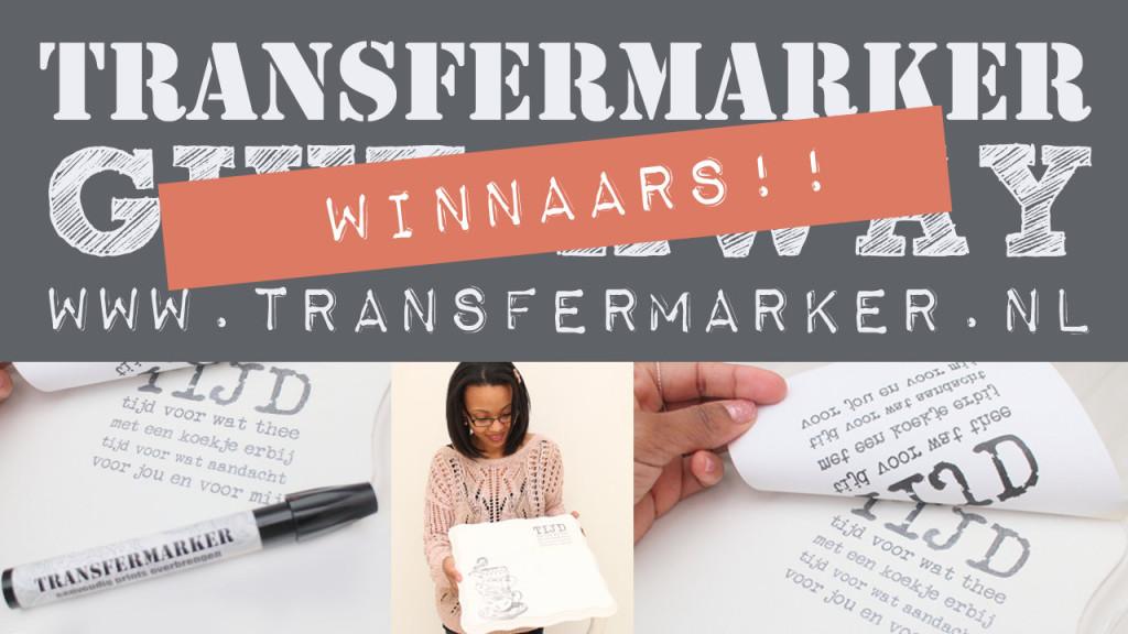 Transfermarker winnaars